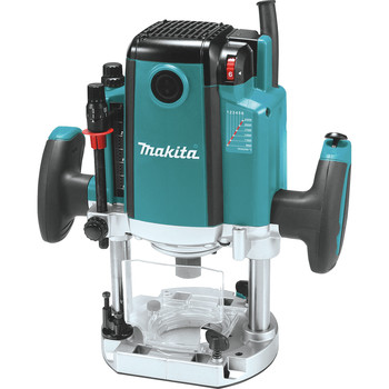 Factory Reconditioned Makita RP2301FC-R 3-1/4 HP Plunge Router Variable Speed image number 0