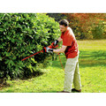 Black & Decker HH2455 24 in. Hedge Trimmer with Rotating Handle image number 12