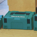 Makita 197211-7 Interlocking Modular Tool Case (Medium) image number 10