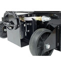 John Dow Industries JDI-LP5 25 Gallon Low Profile Oil Drain with Electric Pump image number 2