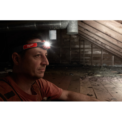 Milwaukee 2106 300 Lumens High Definition Headlamp image number 2