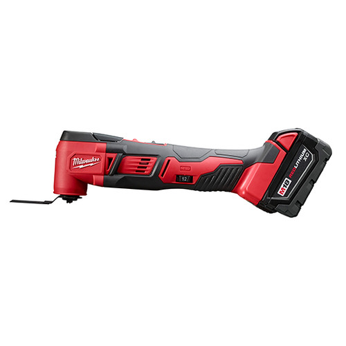 Factory Reconditioned Milwaukee 2626-82 M18 18V Cordless Lithium-Ion Multi-Tool Kit