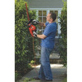 Black & Decker HT22 4 Amp 22 in. Dual Action Electric Hedge Trimmer image number 2