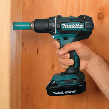Makita XFD10R 18V LXT Lithium-Ion Compact 1/2 in. Cordless Drill Driver Kit (2 Ah) image number 8