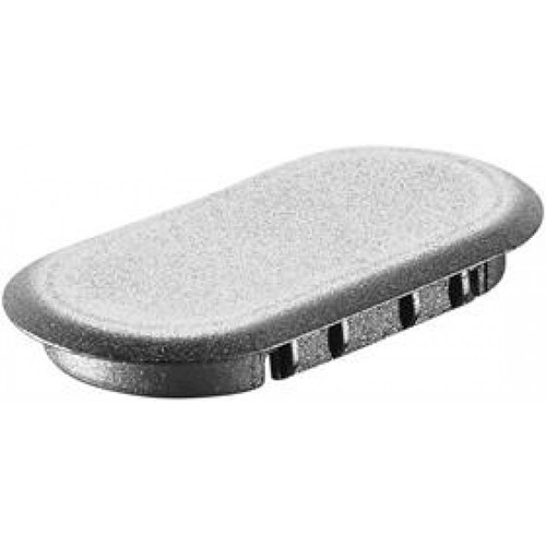 Festool 201354 Domino XL Anchor Silver Cover Cap (32-Pack)