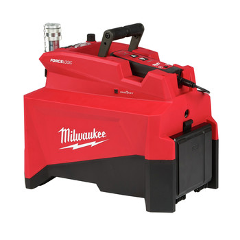 Milwaukee 2774-21HD M18 FORCE LOGIC 18V 10,000 PSI Hydraulic Pump Kit image number 2