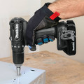 Makita XPH11RB 18V LXT Lithium-Ion Brushless Sub-Compact 1/2 in. Cordless Hammer Drill Driver Kit (2 Ah) image number 5