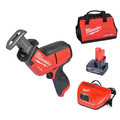 Milwaukee 2520-21XC M12 FUEL 12V Cordless Hackzall Reciprocating Saw Kit with XC Battery
