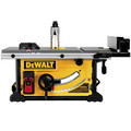 Dewalt DWE7491RS 10 in. 15 Amp  Site-Pro Compact Jobsite Table Saw with Rolling Stand image number 2