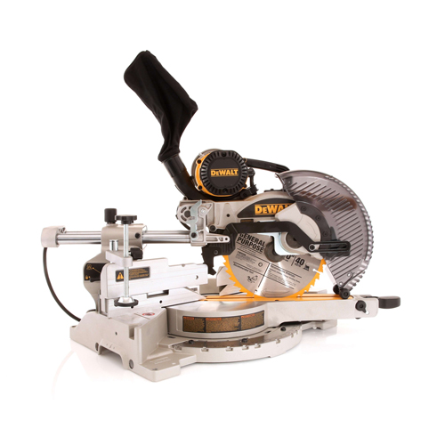 Factory Reconditioned Dewalt Dw717r 10 In Double Bevel Sliding Compound Miter Saw