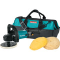 Makita 9237CX3 7 in. Polisher Loop Handle with Wool Pads and Bag image number 0