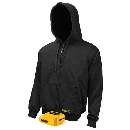 Dewalt DCHJ067B-S 12V/20V Lithium-Ion Heated Hoodie Jacket