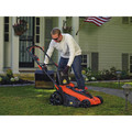Factory Reconditioned Black & Decker CM2040R 40V MAX Lithium-Ion 20 in. 3-in-1 Lawn Mower image number 3