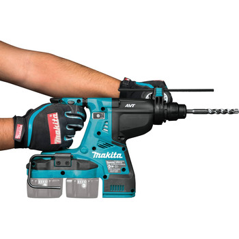Makita XRH10Z 18V X2 LXT Lithium-Ion (36V) Brushless Cordless 1-1/8 in. AVT Rotary Hammer, accepts SDS-PLUS bits, AFT, AWS Capable (Tool Only) image number 7