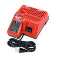 Milwaukee 2719-21 M18 FUEL Brushless Lithium-Ion Cordless Hackzall Reciprocating Saw Kit (5 Ah) image number 3