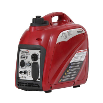Factory Reconditioned Powermate PM0152000R 80cc Gas 2000 Watt Portable Inverter Generator image number 1
