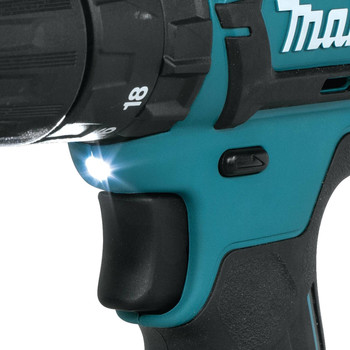 Makita PH04Z 12V max CXT Lithium-Ion 3/8 in. Cordless Hammer Drill Driver (Tool Only) image number 2
