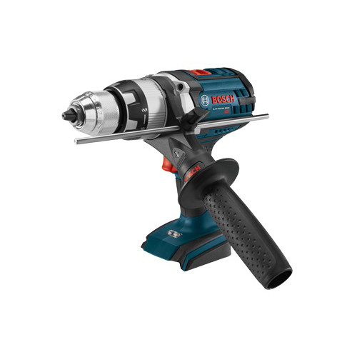 Bosch HDH181XB 18V Lithium-Ion Brute Tough 1/2 in. Hammer Drill Driver with Active Response Technology (Bare Tool)