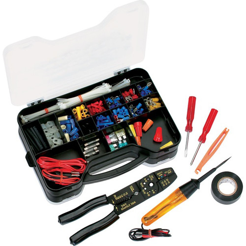 ATD 285 285-Piece Automotive Electrical Repair Kit image number 0