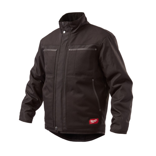 Milwaukee 253B-2X GRIDIRON Traditional Jacket (Black), 2XL