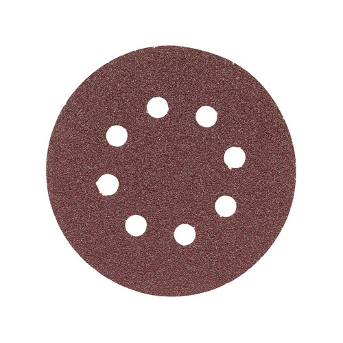 Bosch SR5R060 5 in. 60-Grit Sanding Discs for Wood (5-Pack)
