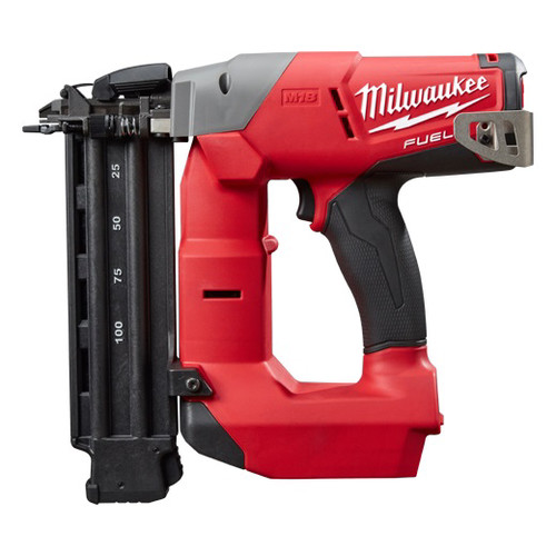 Factory Reconditioned Milwaukee 2740-80 M18 FUEL Cordless Lithium-Ion 18-Gauge Brushless Brad Nailer (Tool Only) image number 0