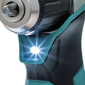 Makita AD04Z 12V max CXT Lithium-Ion 3/8 in. Cordless Right Angle Drill (Tool Only) image number 3