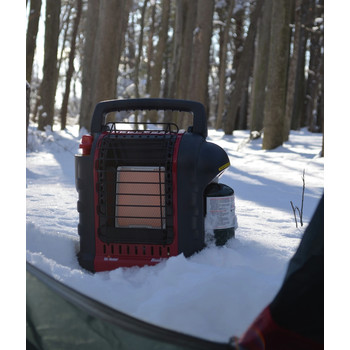 Mr. Heater F232000 9,000 BTU Portable Buddy Propane Heater image number 3