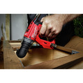 Milwaukee 2505-24-CPO M12 REDLITHIUM CP 1.5 Ah Lithium-Ion Compact Battery (2-Pack) plus Shockwave 15-Piece Tin Kit plus M12 FUEL Lithium-Ion 3/8 in. Cordless Installation Drill image number 10