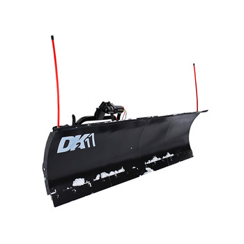 Detail K2 AVAL8826ELT Avalanche ELITE 88 in. x 26 in. Heavy Duty UNIVERSAL T-Frame Snow Plow Kit with ACT8020 Actuator and EWX004 Wireless Remote image number 3