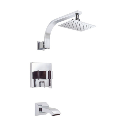 Danze D510044T Sirius Bath & Shower Trim Kit (Polished Chrome)