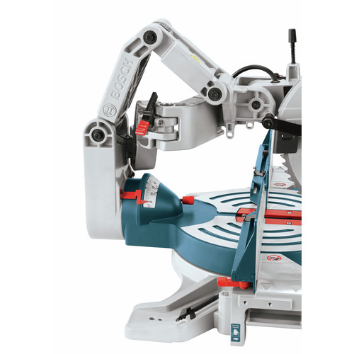 Factory Reconditioned Bosch GCM12SD-RT 12 in. Dual-Bevel Glide Miter Saw image number 6