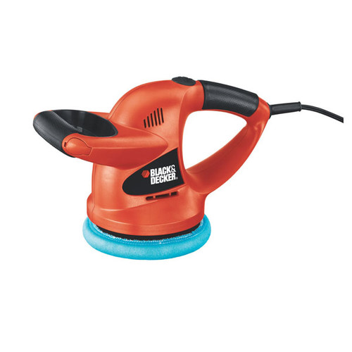 Black & Decker WP900 6 in. Random Orbit Waxer-Polisher