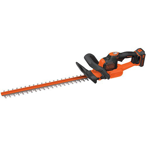 Factory Reconditioned Black & Decker LHT321R 20V MAX Cordless Lithium-Ion POWERCOMMAND 22 in. Hedge Trimmer