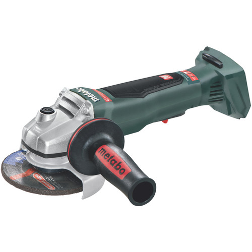 Metabo WPB18 LTX 115 BL 18V Cordless Lithium-Ion 4-1/2 in. Brushless Angle Grinder (Bare Tool)
