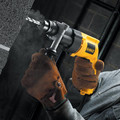 Factory Reconditioned Dewalt DW505R 7.8 Amp 0 - 1000 / 0 - 2700 RPM Variable Speed Dual Range 1/2 in. Corded Hammer Drill image number 2