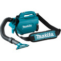 Makita XLC07SY1 18V LXT Compact Lithium-Ion Cordless Handheld Canister Vacuum Kit (1.5 Ah) image number 5