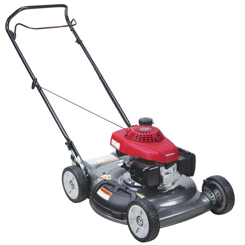 Honda HRS216PKA 160cc Gas 21 in. Side Discharge Lawn Mower image number 0