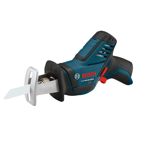 Bosch PS60BN 12V Max Lithium-Ion Pocket Reciprocating Saw (Tool Only) with Exact-Fit Tool Insert Tray