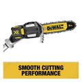 Dewalt DCPS620B 20V MAX XR Cordless Lithium-Ion Pole Saw (Tool Only) image number 10