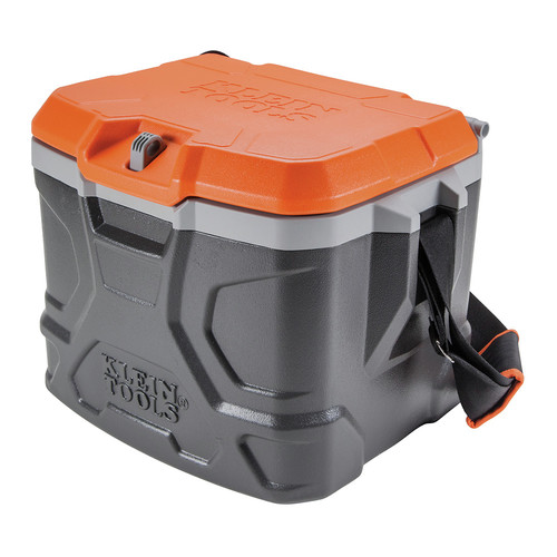 Klein Tools 55600 Tradesman Pro Tough Box 17 Quart Cooler image number 0