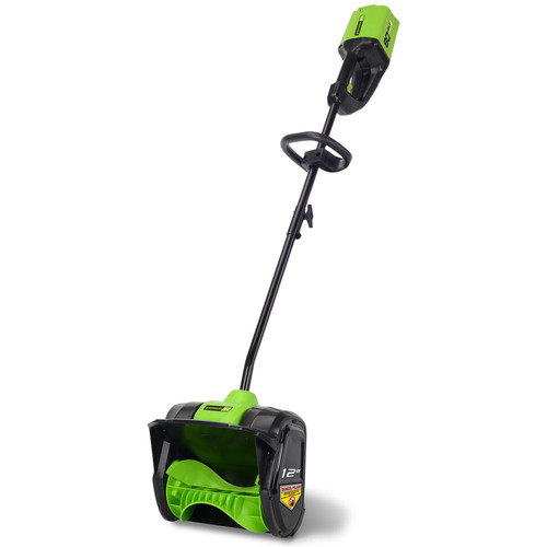 Greenworks GLSS80000 Pro 80V Cordless Lithium-Ion 12 in. Snow Shovel (Tool Only)
