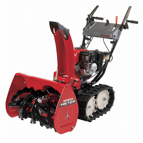 Honda HS724K1TA 24 in. 196cc 2-Stage Track Drive Snow Blower