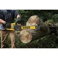 Factory Reconditioned Dewalt DCCS670X1R 60V 3.0 Ah FLEXVOLT Cordless Lithium-Ion Brushless 16 in. Chainsaw image number 4