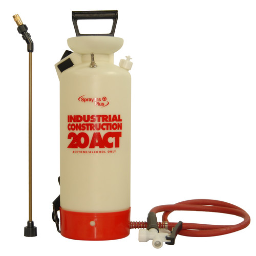 Sprayers Plus CS20ACT 2 Gallon Industrial Acetone Handheld Compression Sprayer