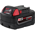 Milwaukee 2781-22 M18 FUEL 4-1/2 in. - 5 in. Slide Switch Grinder with Lock-On and (2) REDLITHIUM Batteries image number 4