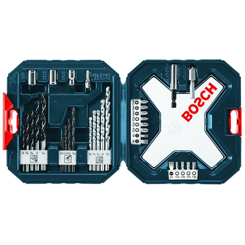 Bosch MS4034 34 Pc Drill and Drive Bit Set image number 0