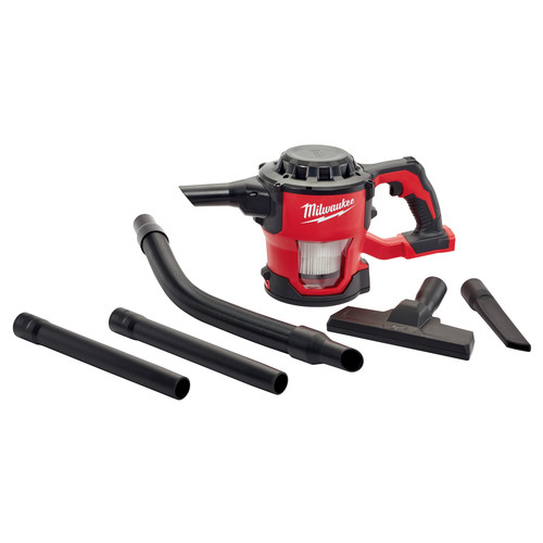 Milwaukee 0882-20 M18 18V Cordless Lithium-Ion Compact Vacuum (Tool Only) image number 2