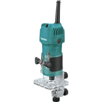 Factory Reconditioned Makita 3709-R 4 Amp 1/4 in. Laminate Trimmer image number 0