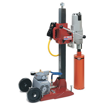 MK Diamond Manta III 20 Amp 1 HP Core Drill Rig